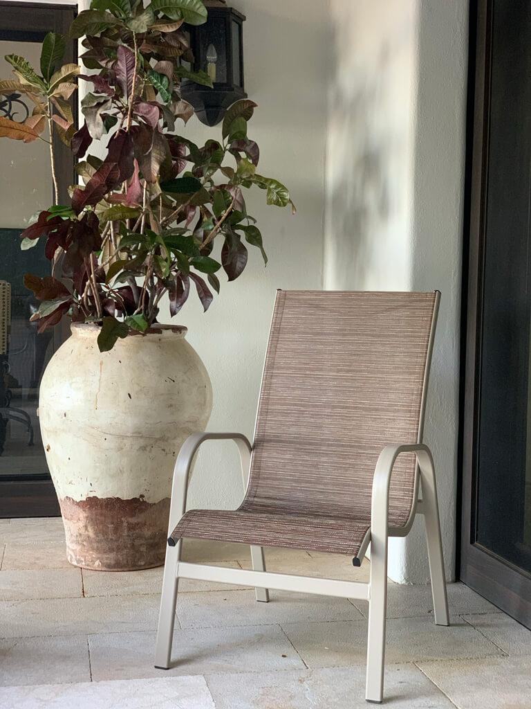 mueble para exteriores